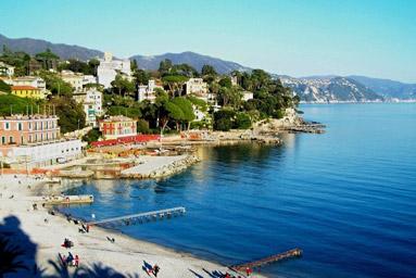 Wybrzeże Liguryjskie korzystnie