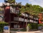 CK Ludor - Apartament ANTARES červený