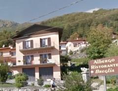 Itálie - Menaggio - BREGLIA