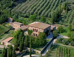 Rapolano Terme - Vila BUONINSEGNA