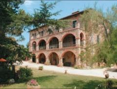 Lucignano - Villa MAESTA DEI MORI