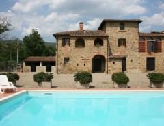 Castiglion Fiorentino - Villa IL PASQUALINO