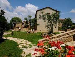 Asciano - Villa PIEVE DI SANT´IPPOLITO