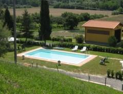 Itálie - Volterra - PODERE BELLOSGUARDO