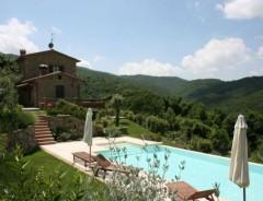 Itálie - Cortona - PODERE CANTALENA