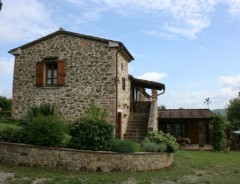 Sarteano - Villa PODERE CAPANNE
