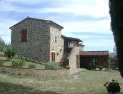 Itálie - Rigomagno - PODERE CAPANNE