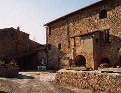 Itálie - Colle Val d´Elsa - SCORGIANO